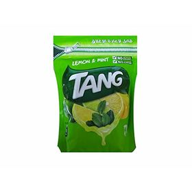 Tang Lemon Mint Drink Powder Resealable Pouch