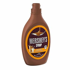 Hershey's Caramel Syrup, 22-Ounce Bottle (Pack of 3)
