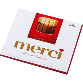 Storck Merci Chocolate, 250g