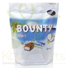 Bounty Pouch Minis, 500g