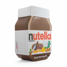 Ferrero Nutella Good Morning Kit, 180g