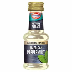 Dr. Oetker - Natural Extract - American Peppermint - 35ml