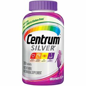 Centrum Silver Women 50+ 200 Tablets