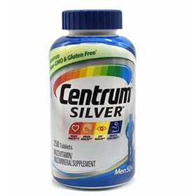 Centrum Silver Men 50 Plus 250 Tablets