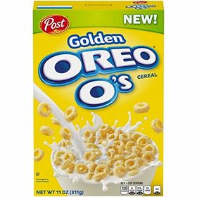 Post Golden Oreo O's Cereal, 311g