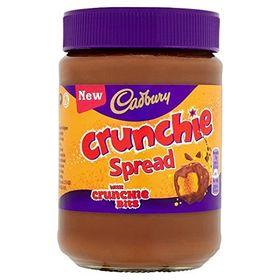 Cadbury Chocolate Spread 400g (Crunchie Spread with Crunchie Bits)