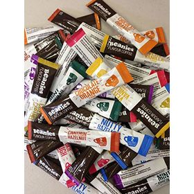 Beanies Flavour Coffee Variety Pack, 12x Instant Coffee Sticks, 24g