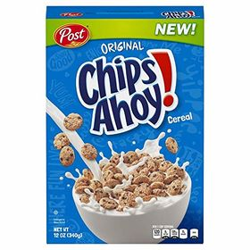 Post Chips Ahoy Cereal, 340gm