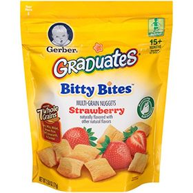 Graduate Puff Bites-Straw, 71g