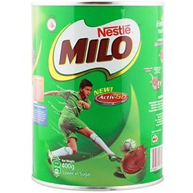 Nestle Milo Active Go Tin, 400g (Imported) - Pack of 2