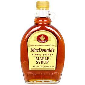 MacDonald's Maple Syrup, 370ml