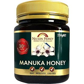 Nelson Honey Active 30+ Manuka Honey 250G