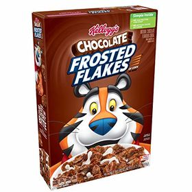 Kellogg's Chocolate Frosted Flakes of Corn Cereal, 388g