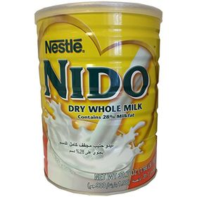 NIDO Instant Full Cream Milk Powder, 900g