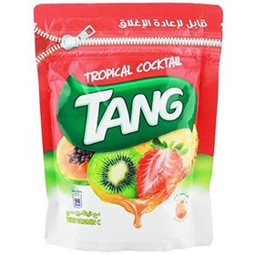 Tang Tropical Cocktail Drink Powder Pouch, 500g
