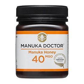 Manuka Doctor Manuka Honey Multifloral 40+ MGO, 250g
