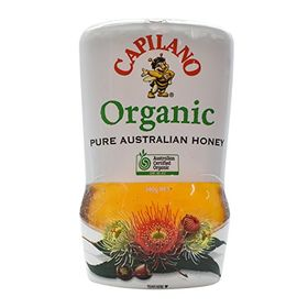 Capilano Organic Australian Honey, 340g
