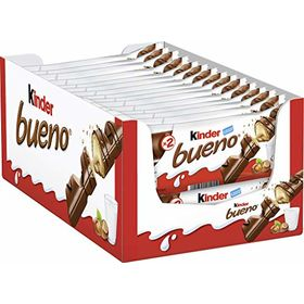 Kinder Bueno 2Bar Pack of 30 30X 2Bars
