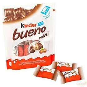 Kinder Bueno Mini Milk and Hazelnut (400 Gms)