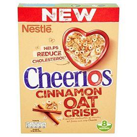 Nestle Oat Crisp Cheerios Cinnamon 440g