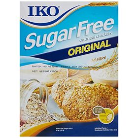 IKO Sugar Free Crackers