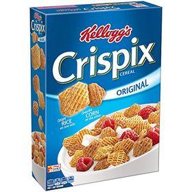 Kellogg's Crispix Cereal Original, 340g