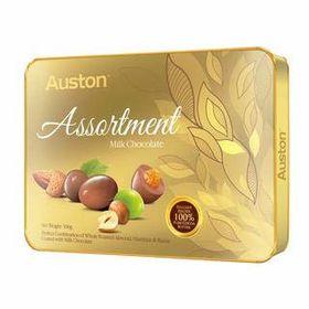 Auston Assortment Malaysia Milk Chocolates, 180 g
