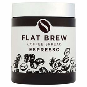 Flat Brew Coffee Spread Espresso, 285g
