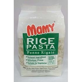 Mamy Rice Pasta Penne, 500gm