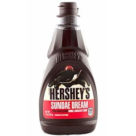 Hershey's Sundae Dream Thick and Delicious Double Chocolate Syrup 425gm