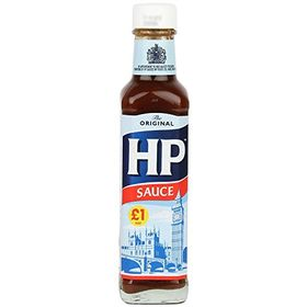 Ellis Harvey HP Sauce