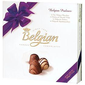 The Belgian Pralines Assortment, 200g