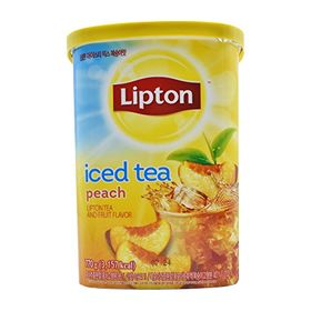 Lipton Iced Tea Peach Tea and Fruit Flavour (770 g)