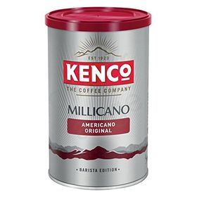 Kenco Millicano Americano Original Coffee Bottle (Barista Edition), 100g