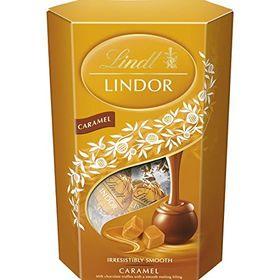 Lindt Lindor Irresistibly Smooth Caramel Truffles 200g
