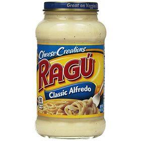 Ragu Cheesy Classic Alfredo sauce, 453g
