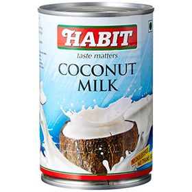 Habit Coconut Milk, 12% Fat, 400ml