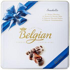 The Belgian Seashells, Metal Box, 500g