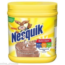Nesquik Chocolate Flavour Drinking Powder, 500g