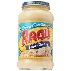 Ragu Creation Four Cheese Sauce, 453g