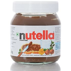 Ferrero Nutella Hazelnut Spread with Cocoa (350 g)
