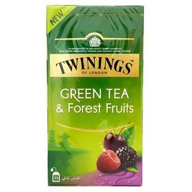 Twinings Green Tea & Forest Fruits 25 Tea bags