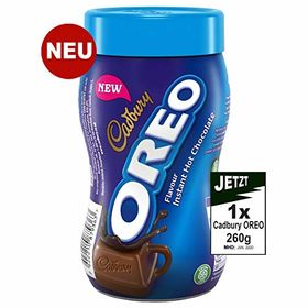 Hot Chocolate Cadbury Oreo Flavour Instant Drink (260 Gms)