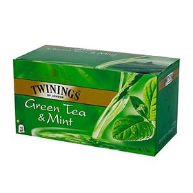 Twinings Green Teas Mint Green Tea - 1 x 20bags