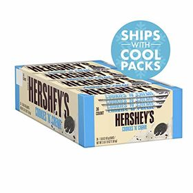 Hershey's Cookies 'n' Creme Bar, 36-Count