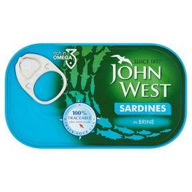 John West Sardines in Brine - 120g
