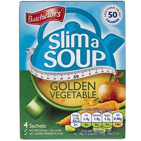 Batchelors Slim a Soup Golden Vegetable 51g