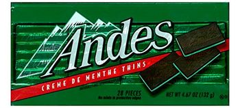 Andes Assorted, 132g