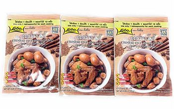 Lobo Chinese 5 Spices Blend Powder (65g)