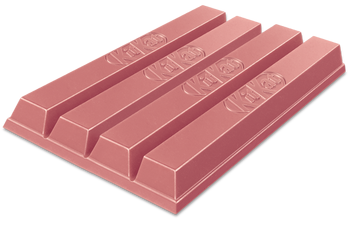 Kit Kat Ruby Cocoa Beans Chocolate Bar (Pack of 3), 41.5 g [CLONE]